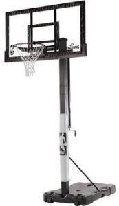 Spalding NBA 60 Acrylic Portable Hoop review