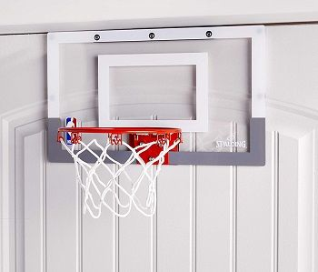 Spalding NBA Jam Over-The-Door Basketball Hoop review