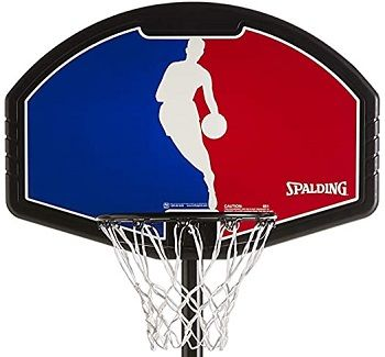 Spalding NBA Youth Portable Basketball System review