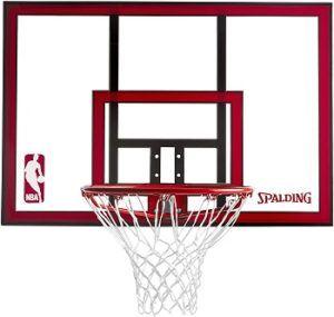 Spalding Polycarbonate Basketball Backboard & Rim Combo review