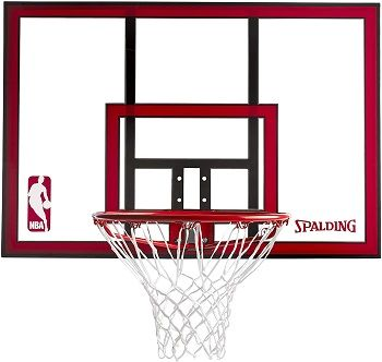 Spalding Polycarbonate Basketball Backboard & Rim Combo review