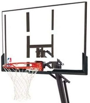 Spalding Pro Slam NBA 54 Basketball System review