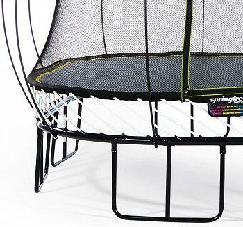 Springfree Trampoline Basketball Hoop review