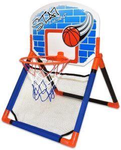 Basketball Hoop 2-in-1 Kids Basketball Play Set