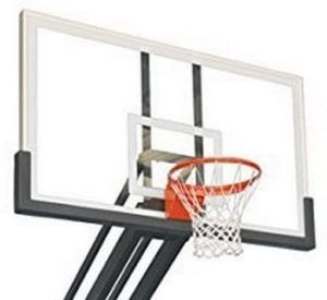 First Team In-ground Adjustable Basketball Goal review