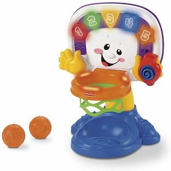 Fisher-Price Laugh & Learn Basketball System