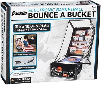 Franklin Sports Basketball Arcade Game review