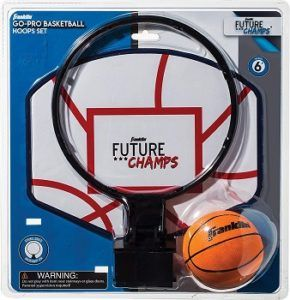 Franklin Sports Breakaway Hoop Set review