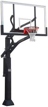Gared Pro Jam Adjustable Basketball System