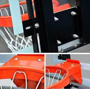 Katop Garage Roof-mount Outdoor Basketball Hoop review