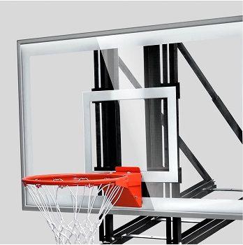 Katop Garage Roof-mount Outdoor Basketball Hoop