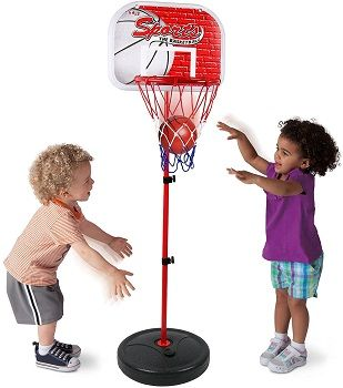 Kiddie Play Basketball Hoop Stand review