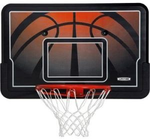 Lifetime 44 Impact Backboard And Basketball Rim