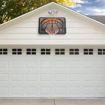 Lifetime 44 Impact Backboard And Basketball Rim review