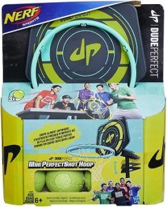 Nerf Sports Dude Perfect Mini PerfectShot Hoop review