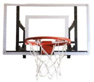 RAMgoal Adjustable Indoor Basketball Hoop review