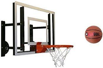 RAMgoal Adjustable Indoor Basketball Hoop