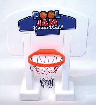 Swimline Pool Jam Inground Basketball Hoop review