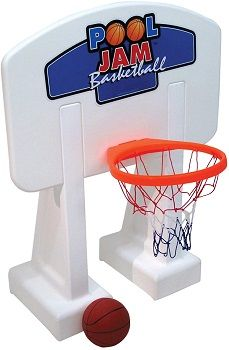 Swimline Pool Jam Inground Basketball Hoop