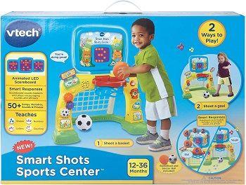 VTech Smart Shots Sports Center review